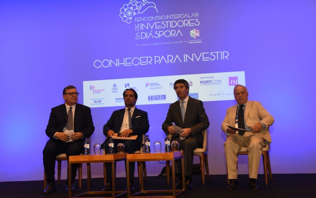 II Encontro Intercalar dos Investidores da Diáspora