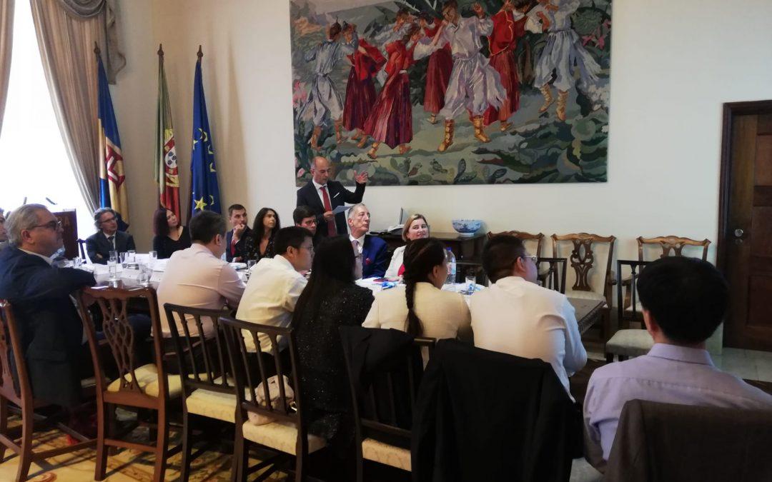 Missão Chinesa à Madeira – Civitas Destinations